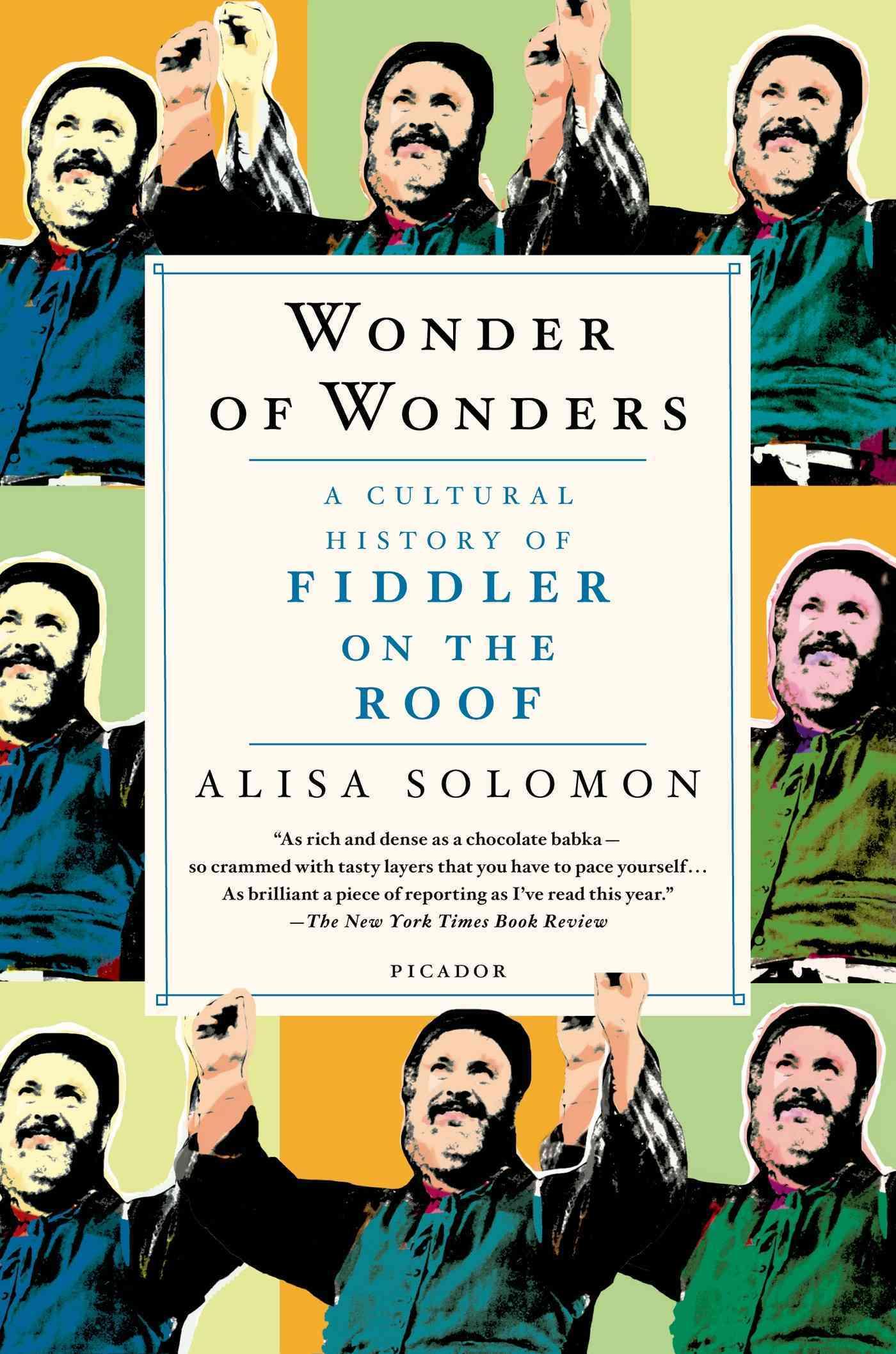 Wonder of Wonders By Solomon, Alisa